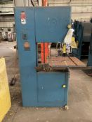 """POWERMATIC 81 Vertical Band Saw, s/n 32165, 20"""" Throat (Condition Unknown)"""