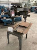 ROCKWELL 15-120 Radial Arm Drill Press, s/n 1583209, 1/2 HP, 175-8200 RPM (Condition Unknown)