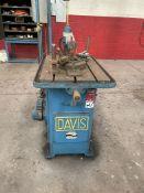 DAVIS 15 Keyseater, s/n 15-108 (Condition Unknown)