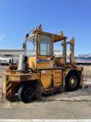 HENCON TR 13,000-Lb. Rough Terrain Diesel Lift Truck, s/n 1783 (Condition Unknown)