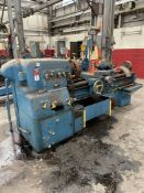 """MONARCH 16"""" x 54"""" Engine Lathe, s/n 31636, 18.5"""" Swing Over Bed, 54"""" Distance Between Centers, 4 Jaw"""