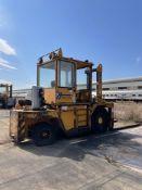 HENCON TR 13,000-Lb. Rough Terrain Diesel Lift Truck, s/n 1784 (Condition Unknown)