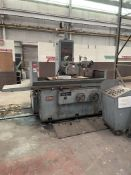 KENT KGS-410AHD Hydraulic Surface Grinder, s/n 620512-2, w/ Magnetic Chuck (Condition Unknown)