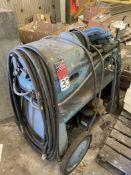 RIGID 535 Pipe Threader, s/n 332229, 1/2 HP, 14,000 RPM 115 V, 8 AMP (Condition Unknown)