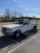 Ford Ranger Pickup Truck, No Title (Condition Unknown)