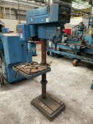 """DELTA 20"""" Drill Press, s/n 95L75001, 1.5 HP, 125-1250 RPM (Condition Unknown)"""