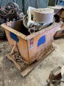 Steel Scrap Hopper