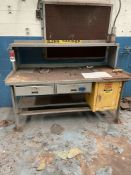 (2) Work Benches