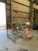 (2) Shop Ladders