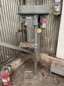 ROCKWELL 15-017 Drill Press, s/n 1468320 (Condition Unknown)