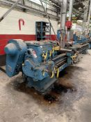 """MONARCH 20"""" x 192"""" Engine Lathe, s/n 8000, 22.5"""" Swing Over Bed, 192"""" Distance Between Centers, 9-"""