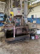 """HEM SAW V100LM-2 Vertical Band Saw, s/n 527996, 18"""" x 20"""", 18"""" Throat (Condition Unknown)"""