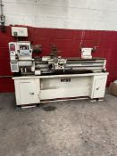 """JET BDB-1340 13"""" x 40"""" Bench Top Lathe, s/n 80473A08, 13"""" Swing Over Bed, 40"""" Distance Between"""