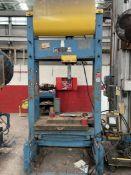 OTC 100-Ton H-Frame Hydraulic Shop Press (Condition Unknown)