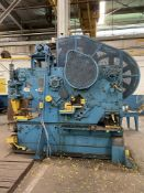 BUFFALO FORGE 27UD Ironworker, s/n W1660 (Condition Unknown)