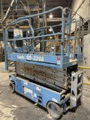 2008 GENIE GS-3246 Electric Scissor Lift, s/n GS4608-93747, 163 Hours