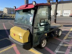 2014 TORO HDX-D Workman Utility Vehicle, s/n 07379-313000108