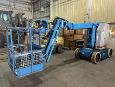 2008 GENIE Z30/20N Articulate Boom Lift, s/n Z30N08-11810, 500 Lb. Max Work Load, Max (2) Occupants,