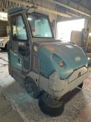 2012 TENNANT S30 Floor Sweeper, s/n S30-3177, 1,751 Hours