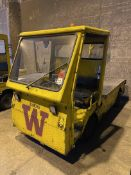 CUSHMAN Titan 335 Warehouse Vehicle, s/n 91000810