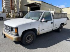 CHEVROLET 1500 Pickup Truck, VIN Not Found, 58,503 Miles