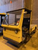 CUSHMAN Titan 335 Warehouse Vehicle, s/n 97019098