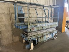 GENIE GS-2032 Electric Scissor Lift, s/n na, 309 Hours