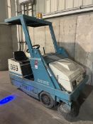 TENNANT 235E Floor Sweeper, s/n 235-1894