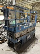 2008 GENIE GS-2032 Electric Scissor Lift, s/n GS3208-93346, 253 Hours