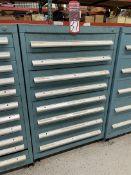 VIDMAR 8-Drawer Modular Cabinet