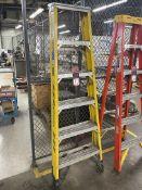 WERNER 7306 6' Fiberglass Step Ladder