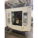 """2003 BROTHER TC-S2B-O CNC Tapping Center, s/n 111344, 12.5"""" x 31.5"""" Table, 21-ATC, BT30 Taper, 27."""