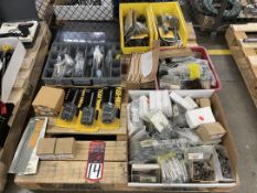 Pallet Comprising Assorted Honing Tools