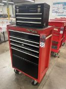 CRAFTSMAN Rolling Tool Box w/ Work smart Hand Carry Tool Box