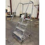 COTTERMAN 4-Step Safety Ladder