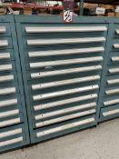 VIDMAR 11-Drawer Modular Cabinet