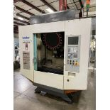"""2003 BROTHER TC-S2B-O CNC Tapping Center, s/n 11331, 12.5"""" x 31.5"""" Table, 21+-ATC, BT30 Taper, 27."""