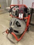 RIDGID K-400 Drum Machine