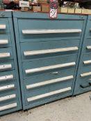 VIDMAR 5-Drawer Modular Cabinet