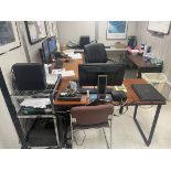 Contents of Office (Furniture Only) - [LATE REMOVAL, Earliest Pickup Date is May 21]
