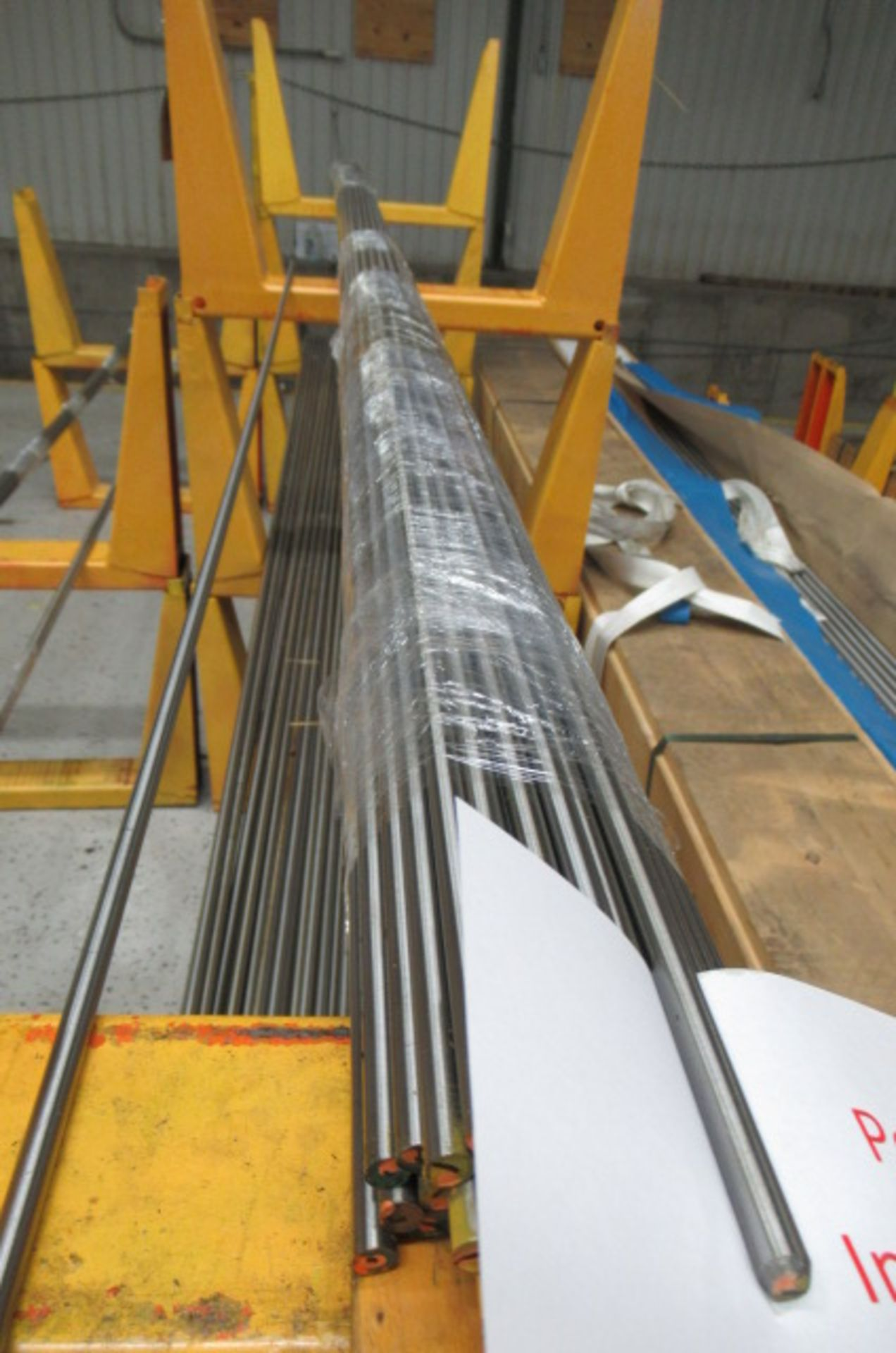 Lot steel round stock 52100 09.000mm per 1E0112A qty 45 - Image 3 of 3
