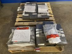 Lot of Assorted 6AL-4V AMS 4928 Titanium Block and 15-5PH AMS 5862 Stainless Block w/ Certs
