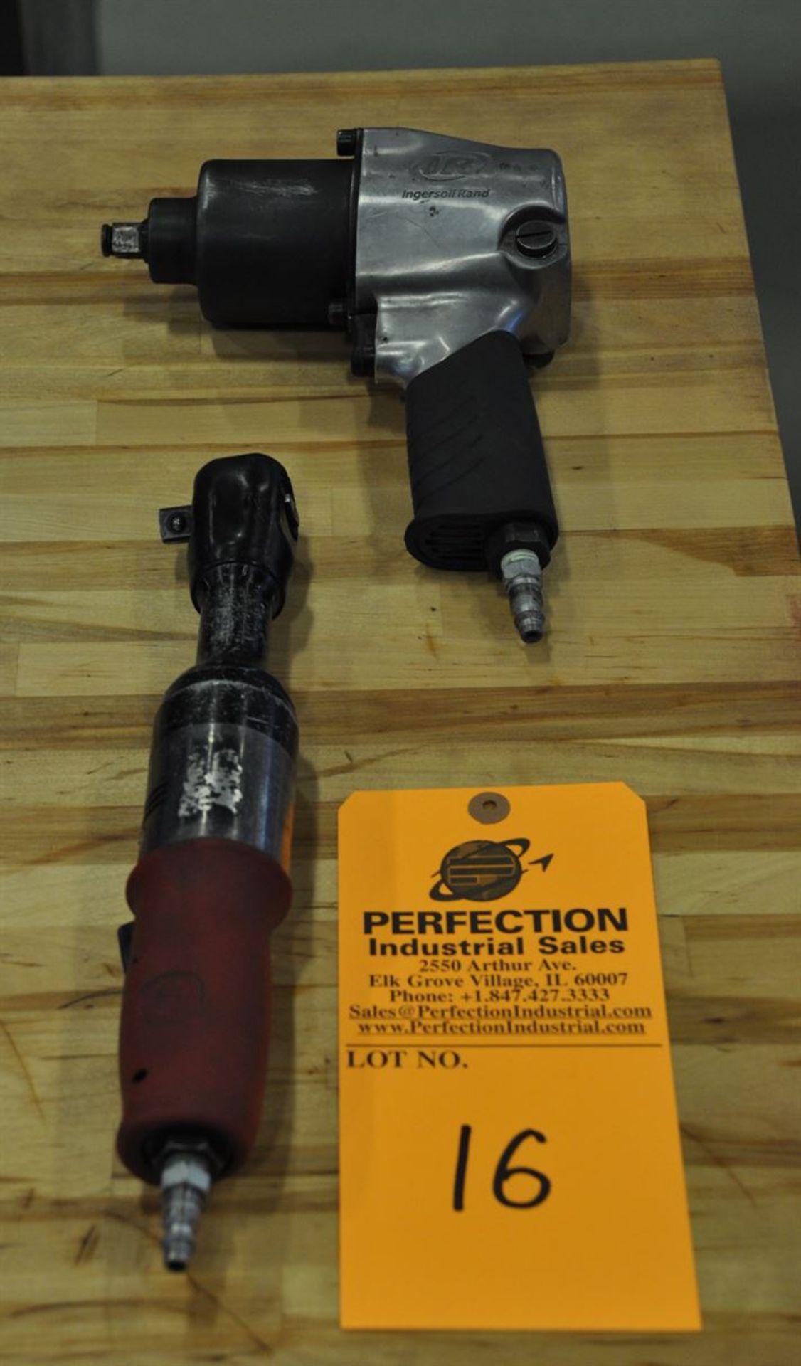 """1/2"""" pneumatic impact tool and rachet"""
