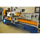 2012 SUMMIT 20X80B Gap Bed Engine Lathe, s/n 8052, w/ Taper Attachment, Quick Change Tool Post,