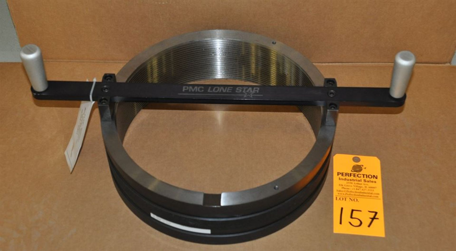 """PMC Lone Star 13.375"""" Buttress ring gage"""