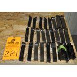 "1"" Assorted Carbide Tool Holders"