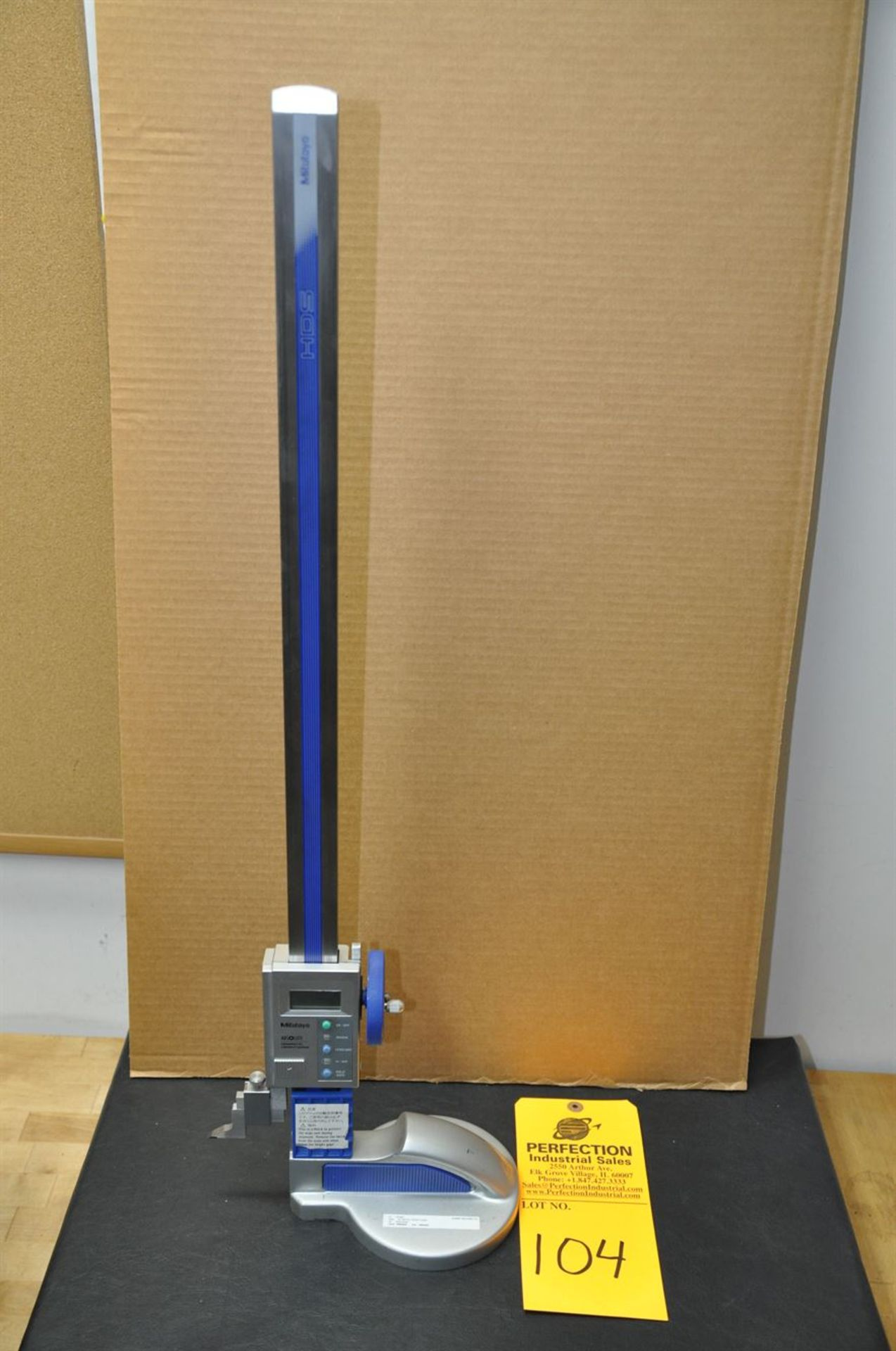"""Mitutoyo Digimatic 24"""" height Gage"""