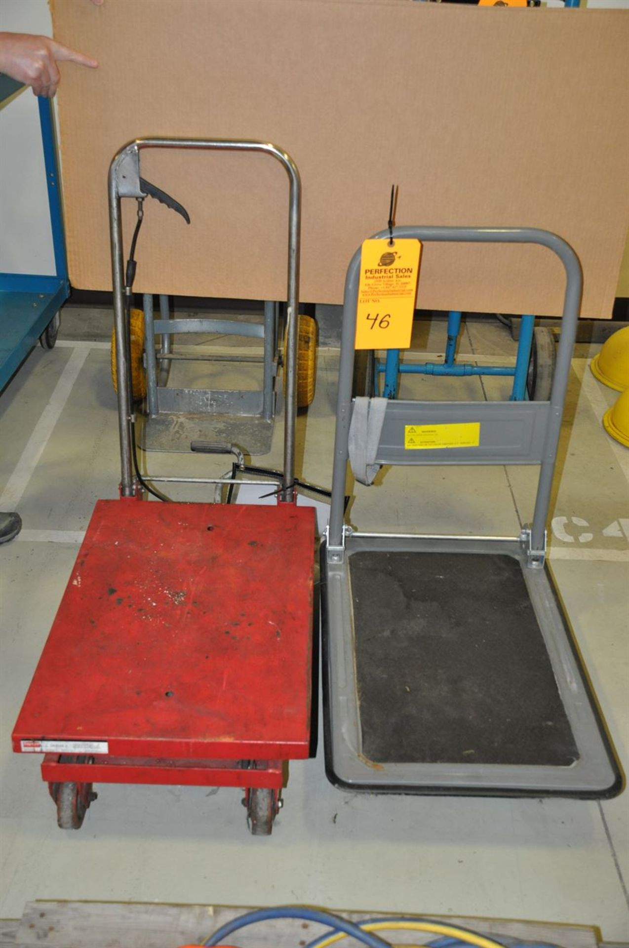 Lift Cart and Dolly