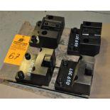 "(4) LOC 650 1.5"" stick tool holders"