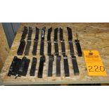 "1"" Assorted Carbide Tool Holders"